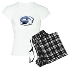 Save The Dolphin Pajamas