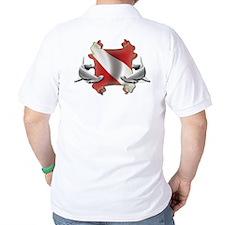SCUBA Hammerheads T-Shirt