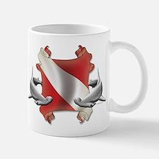 SCUBA Hammerheads Mug
