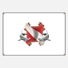 SCUBA Hammerheads Banner