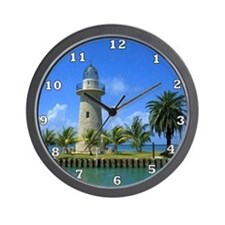 Biscayne National Park Wall Clock