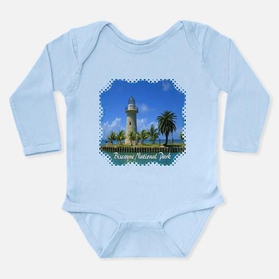 Biscayne National Park Long Sleeve Infant Bodysuit