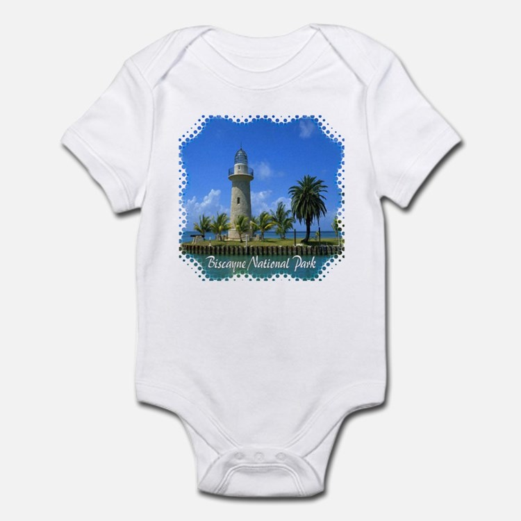 Biscayne National Park Infant Bodysuit