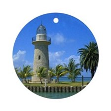 Biscayne National Park Ornament (Round)
