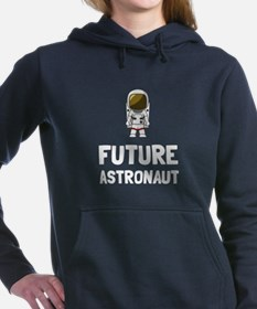 Future Astronaut Women's Hooded Sweatshirt