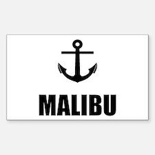 Malibu Anchor Decal