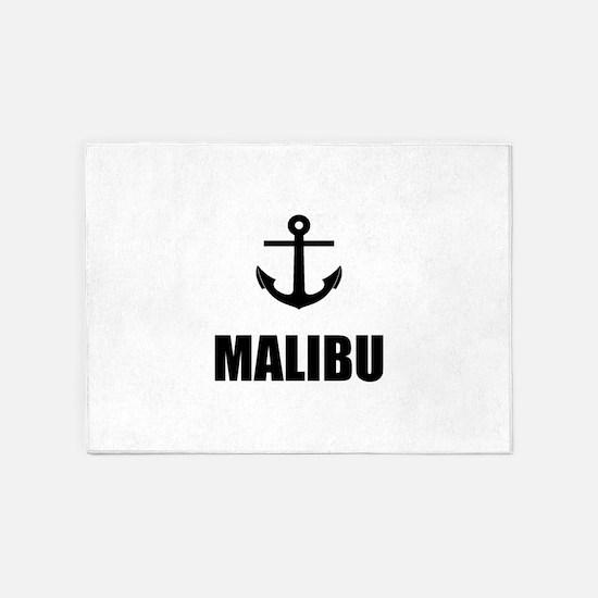 Malibu Anchor 5'x7'Area Rug
