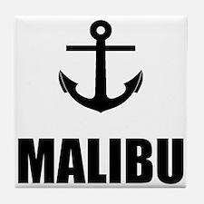 Malibu Anchor Tile Coaster