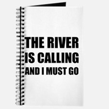 River Calling Must Go Journal
