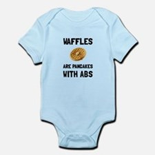 Waffles Abs Body Suit