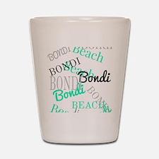 Bondi Beach! NSW Australia Shot Glass