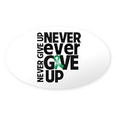 Liver Cancer Motto Decal