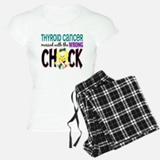 Thyroid Cancer MessedWithWr Pajamas