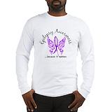 Epilepsy awareness Long Sleeve T-shirts