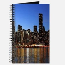 New York City Skyline Journal