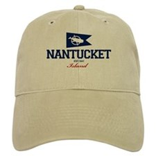 Nantucket - Massachusetts. Baseball Cap