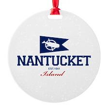 Nantucket - Massachusetts. Ornament