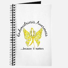 Endometriosis Butterfly 6.1 Journal