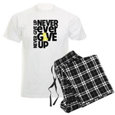 Ewing Sarcoma Motto Pajamas