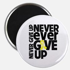 """Ewing Sarcoma Motto 2.25"""" Magnet (10 pack)"""