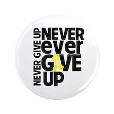 """Ewing Sarcoma Motto 3.5"""" Button (100 pack)"""