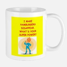 hamburger Mugs