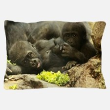 GORILLA'S BABY Pillow Case