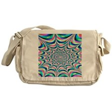 Beach Party 1965 Messenger Bag
