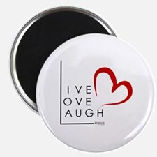 Live.Love.Laugh by KP Magnet