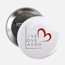 "Live.Love.Laugh by KP 2.25"" Button"