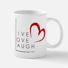 Live.Love.Laugh by KP Mug