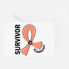 Endometrial Cancer Survi Greeting Cards (Pk of 20)