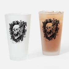 Skull VI Drinking Glass