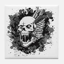 Skull VI Tile Coaster