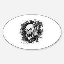 Skull VI Decal