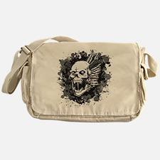 Skull VI Messenger Bag