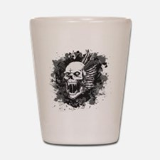 Skull VI Shot Glass