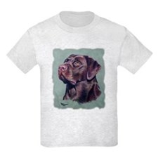 Hot Choc Lab T-Shirt