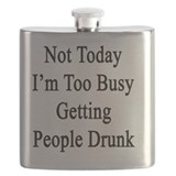 Bartending Flasks