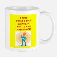 sweet and sour Mugs