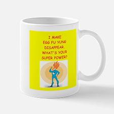 egg fu young Mugs