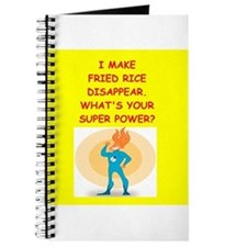 fried rice Journal