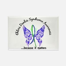 EDS Butterfly 6.1 Rectangle Magnet