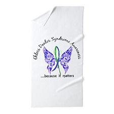 EDS Butterfly 6.1 Beach Towel