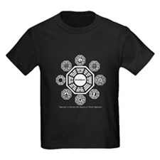 Unique Dharma initiative logo T
