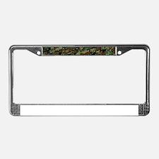 Goatflage License Plate Frame