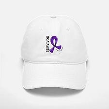 Domestic Violence Survivor 12 Baseball Baseball Cap