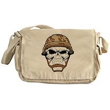 Cute Military Messenger Bag