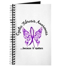 Cystic Fibrosis Butterfly 6.1 Journal