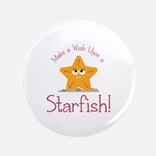 Wish Upon Starfish Button